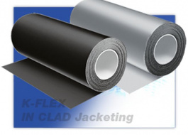K-FLEX IN CLAD Jacketing